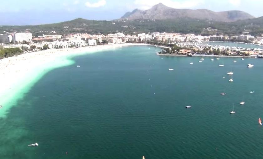Webcam Mallorca Alcudia