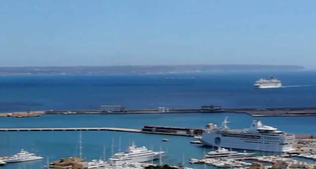 kreuzfahrtterminal mallorca neue webcam zeigt livebilder. Black Bedroom Furniture Sets. Home Design Ideas